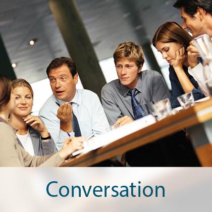 Curs anglès conversa