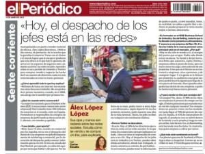 Entrevista Alex Lopez El Periodico