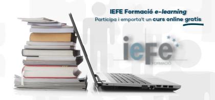 IEFE sorteja 5 cursos online