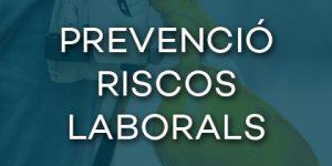 Cursos prevenció de riscos laborals